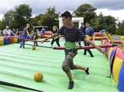 20 July 2017; Action from the FAI Festival of Football at Kilkenny Castle in Kilkenny. Photo by Matt Browne/Sportsfile