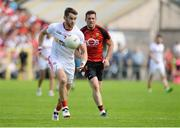16 July 2017; Ronan McNamee of Tyrone  during the Ulster GAA Football Senior Championship Final match between Tyrone and Down at St Tiernach's Park in Clones, Co. Monaghan. Photo by Oliver McVeigh/Sportsfile