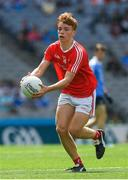 16 July 2017; Ciarán Keenan of Louth during the Electric Ireland Leinster GAA Football Minor Championship Final match between Dublin and Louth at Croke Park in Dublin. Photo by Ray McManus/Sportsfile