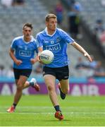 16 July 2017; Daniel Brennan of Dublin during the Electric Ireland Leinster GAA Football Minor Championship Final match between Dublin and Louth at Croke Park in Dublin. Photo by Ray McManus/Sportsfile