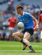 16 July 2017; David Lacey of Dublin during the Electric Ireland Leinster GAA Football Minor Championship Final match between Dublin and Louth at Croke Park in Dublin. Photo by Ray McManus/Sportsfile