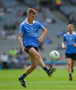 16 July 2017; Kieran Kennedy of Dublin during the Electric Ireland Leinster GAA Football Minor Championship Final match between Dublin and Louth at Croke Park in Dublin. Photo by Ray McManus/Sportsfile