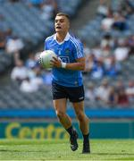 16 July 2017; Neil Matthews of Dublin during the Electric Ireland Leinster GAA Football Minor Championship Final match between Dublin and Louth at Croke Park in Dublin. Photo by Ray McManus/Sportsfile