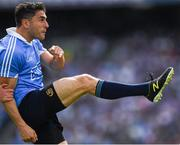 16 July 2017; Bernard Brogan of Dublin during the Leinster GAA Football Senior Championship Final match between Dublin and Kildare at Croke Park in Dublin. Photo by Ray McManus/Sportsfile