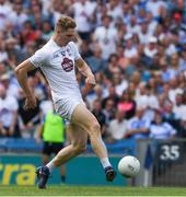 16 July 2017; Daniel Flynn of Kildare during the Leinster GAA Football Senior Championship Final match between Dublin and Kildare at Croke Park in Dublin. Photo by Ray McManus/Sportsfile
