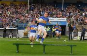 15 July 2017; Brian Fox of Tipperary before the GAA Football All-Ireland Senior Championship Round 3B match between Tipperary and Armagh at Semple Stadium in Thurles, Co Tipperary. Photo by Ray McManus/Sportsfile
