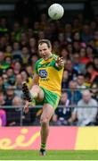 22 July 2017; Michael Murphy of Donegal scoring a point during the GAA Football All-Ireland Senior Championship Round 4A match between Galway and Donegal at Markievicz Park in Co. Sligo. Photo by Oliver McVeigh/Sportsfile