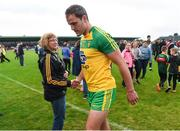 22 July 2017; A dejected Michael Murphy of Donegal comes off after the GAA Football All-Ireland Senior Championship Round 4A match between Galway and Donegal at Markievicz Park in Co. Sligo. Photo by Oliver McVeigh/Sportsfile
