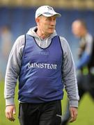 25 March 2012;The Monaghan manager Eamon McEneaney before the game. Allianz Football League, Division 2, Round 6, Monaghan v Galway, Pearse Park, Longford. Picture credit: Ray McManus / SPORTSFILE