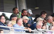 23 July 2017; Wexford manager Davy Fitzgerald and selector JJ Doyle during the GAA Hurling All-Ireland Senior Championship Quarter-Final match between Wexford and Waterford at Páirc Uí Chaoimh in Cork. Photo by Stephen McCarthy/Sportsfile