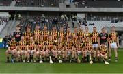 23 July 2017; The Kilkenny squad before the GAA Hurling All-Ireland Intermediate Championship Final match between Cork and Kilkenny at Páirc Uí Chaoimh in Cork. Photo by Ray McManus/Sportsfile