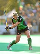 25 March 2012; Nikki Symmons, Ireland. Women's 2012 Olympic Qualifying Tournament Final, FIH Road to London, Belgium v Ireland, Beerschot T.H.C., Kontich, Antwerp, Belgium. Picture credit: Stephen McCarthy / SPORTSFILE