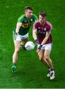 30 July 2017; Eoghan Kerin of Galway in action against James O'Donoghue of Kerry during the GAA Football All-Ireland Senior Championship Quarter-Final match between Kerry and Galway at Croke Park in Dublin. Photo by Stephen McCarthy/Sportsfile