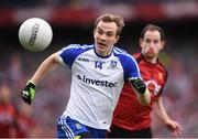 29 July 2017; Jack McCarron of Monaghan during the GAA Football All-Ireland Senior Championship Round 4B match between Down and Monaghan at Croke Park in Dublin. Photo by Stephen McCarthy/Sportsfile
