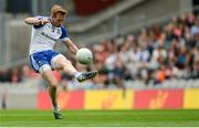 29 July 2017; Kieran Hughes of Monaghan during the GAA Football All-Ireland Senior Championship Round 4B match between Down and Monaghan at Croke Park in Dublin. Photo by Piaras Ó Mídheach/Sportsfile