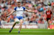 29 July 2017; Fintan Kelly of Monaghan during the GAA Football All-Ireland Senior Championship Round 4B match between Down and Monaghan at Croke Park in Dublin. Photo by Piaras Ó Mídheach/Sportsfile
