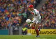 30 July 2017; David Clarke of Mayo during the GAA Football All-Ireland Senior Championship Quarter-Final match between Mayo and Roscommon at Croke Park in Dublin. Photo by Ray McManus/Sportsfile