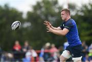 1 August 2017; Dan Leavy of Leinster during an open training session at Arklow RFC in Arklow, Co Wicklow. Photo by Ramsey Cardy/Sportsfile