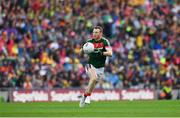 30 July 2017; Colm Boyle of Mayo during the GAA Football All-Ireland Senior Championship Quarter-Final match between Mayo and Roscommon at Croke Park in Dublin. Photo by Ramsey Cardy/Sportsfile