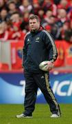 8 April 2012; Munster assistant coach Anthony Foley. Heineken Cup Quarter-Final, Munster v Ulster, Thomond Park, Limerick. Picture credit: Stephen McCarthy / SPORTSFILE