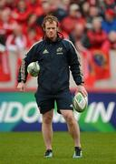 8 April 2012; Bryce Cavanagh, Munster Head of Fitness. Heineken Cup Quarter-Final, Munster v Ulster, Thomond Park, Limerick. Picture credit: Stephen McCarthy / SPORTSFILE