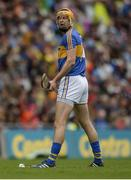 6 August 2017; Séamus Callanan of Tipperary lines up a free during the GAA Hurling All-Ireland Senior Championship Semi-Final match between Galway and Tipperary at Croke Park in Dublin. Photo by Piaras Ó Mídheach/Sportsfile