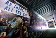 7 August 2017; A general view of the Croke Park tunnel ahead of the GAA Football All-Ireland Senior Championship Quarter Final replay match between Mayo and Roscommon at Croke Park in Dublin. Photo by Ramsey Cardy/Sportsfile