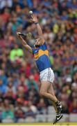 6 August 2017; Brendan Maher of Tipperary during the GAA Hurling All-Ireland Senior Championship Semi-Final match between Galway and Tipperary at Croke Park in Dublin. Photo by Piaras Ó Mídheach/Sportsfile