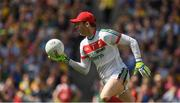 7 August 2017; David Clarke of Mayo during the GAA Football All-Ireland Senior Championship Quarter-Final Replay match between Mayo v Roscommon at Croke Park, in Dublin. Photo by Ray McManus/Sportsfile