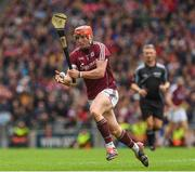 6 August 2017; Conor Whelan of Galway during the GAA Hurling All-Ireland Senior Championship Semi-Final match between Galway and Tipperary at Croke Park in Dublin. Photo by Ray McManus/Sportsfile