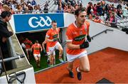5 August 2017; Jamie Clarke of Armagh during the GAA Football All-Ireland Senior Championship Quarter-Final match between Tyrone and Armagh at Croke Park in Dublin. Photo by Ramsey Cardy/Sportsfile
