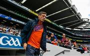 5 August 2017; Armagh manager Kieran McGeeney during the GAA Football All-Ireland Senior Championship Quarter-Final match between Tyrone and Armagh at Croke Park in Dublin. Photo by Ramsey Cardy/Sportsfile
