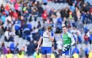 5 August 2017; Kieran Hughes of Monaghan following the GAA Football All-Ireland Senior Championship Quarter-Final match between Dublin and Monaghan at Croke Park in Dublin. Photo by Ramsey Cardy/Sportsfile