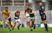 7 August 2017; Aidan O'Shea of Mayo during the GAA Football All-Ireland Senior Championship Quarter Final replay match between Mayo and Roscommon at Croke Park in Dublin. Photo by Ramsey Cardy/Sportsfile