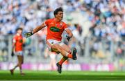 5 August 2017; James Morgan of Armagh during the GAA Football All-Ireland Senior Championship Quarter-Final match between Tyrone and Armagh at Croke Park in Dublin. Photo by Ramsey Cardy/Sportsfile