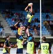 11 August 2017; Mick Kearney of Leinster during the Pre-season Friendly match between USA Perpignan and Leinster at Aimé Giral Stadium in Perpignan, France. Photo by Alexandre Dimou/Sportsfile