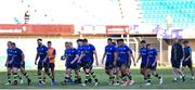 11 August 2017; Leinster players before the Pre-season Friendly match between USA Perpignan and Leinster at Aimé Giral Stadium in Perpignan, France. Photo by Alexandre Dimou/Sportsfile