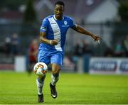 11 August 2017; Ibrahim Keita of Finn Harps during the Irish Daily Mail FAI Cup First Round match between Finn Harps and Bohemians at Finn Park in Ballybofey, Donegal. Photo by Oliver McVeigh/Sportsfile