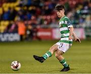 11 August 2017; Aaron Bolger of Shamrock Rovers during the Irish Daily Mail FAI Cup first round match between Shamrock Rovers and Glenville at Tallaght Stadium in Tallaght, Dublin. Photo by Matt Browne/Sportsfile