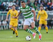11 August 2017; Michael O'Connor of Shamrock Rovers during the Irish Daily Mail FAI Cup first round match between Shamrock Rovers and Glenville at Tallaght Stadium in Tallaght, Dublin. Photo by Matt Browne/Sportsfile