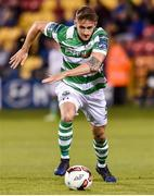 11 August 2017; Lee Grace of Shamrock Rovers during the Irish Daily Mail FAI Cup first round match between Shamrock Rovers and Glenville at Tallaght Stadium in Tallaght, Dublin. Photo by Matt Browne/Sportsfile