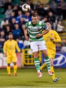 11 August 2017; Michael O'Connor of Shamrock Rovers in action against Glenville during the Irish Daily Mail FAI Cup first round match between Shamrock Rovers and Glenville at Tallaght Stadium in Tallaght, Dublin. Photo by Matt Browne/Sportsfile