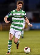 11 August 2017; Ronan Finn of Shamrock Rovers during the Irish Daily Mail FAI Cup first round match between Shamrock Rovers and Glenville at Tallaght Stadium in Tallaght, Dublin. Photo by Matt Browne/Sportsfile