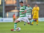 11 August 2017; Dean Carpenter of Shamrock Rovers during the Irish Daily Mail FAI Cup first round match between Shamrock Rovers and Glenville at Tallaght Stadium in Tallaght, Dublin. Photo by Matt Browne/Sportsfile