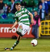 11 August 2017; Sean Boyd of Shamrock Rovers during the Irish Daily Mail FAI Cup first round match between Shamrock Rovers and Glenville at Tallaght Stadium in Tallaght, Dublin. Photo by Matt Browne/Sportsfile