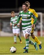 11 August 2017; James Doona of Shamrock Rovers during the Irish Daily Mail FAI Cup first round match between Shamrock Rovers and Glenville at Tallaght Stadium in Tallaght, Dublin. Photo by Matt Browne/Sportsfile