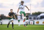 12 August 2017; Kieran Sadlier of Cork City during the Irish Daily Mail FAI Cup first round match between Bray Wanderers and Cork City at the Carlisle Grounds in Bray, Co. Wicklow. Photo by Ramsey Cardy/Sportsfile