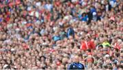13 August 2017; Waterford manager Derek McGrath during the GAA Hurling All-Ireland Senior Championship Semi-Final match between Cork and Waterford at Croke Park in Dublin.  Photo by Piaras Ó Mídheach/Sportsfile