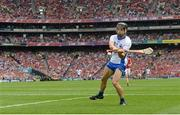 13 August 2017; Jamie Barron of Waterford scores his side's second goal during the GAA Hurling All-Ireland Senior Championship Semi-Final match between Cork and Waterford at Croke Park in Dublin. Photo by Piaras Ó Mídheach/Sportsfile