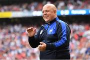 13 August 2017; Waterford manager Derek McGrath during the GAA Hurling All-Ireland Senior Championship Semi-Final match between Cork and Waterford at Croke Park in Dublin. Photo by Brendan Moran/Sportsfile